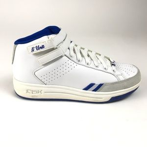 Reebok RBK G Unit G6 Mid Womens Shoes with Straps